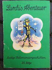 Lurchis Abenteuer, das lustige Salamandergeschichten 25. Folge
