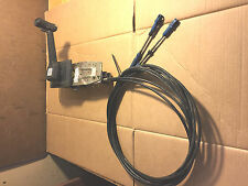MORSE THROTTLE SHIFT CONTROL ASSY with 15ft cable