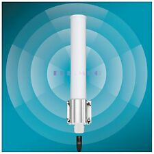 Omnidirectional outdoor access point 5G 300M WIFI coverage maximum clients 100+