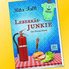 RITA FALK | LEBERKÄSJUNKIE | Ein Provinzkrimi | Leberkäs-Junkie (Buch)