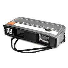 Kodak Instamatic 230 Vintage Retro 110 Cartridge Film Camera with Carry Strap