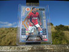 RARE Match Attax 13/14 Ryan Giggs GOLD Limited Edition MINT!! Cheapest On eBay!!