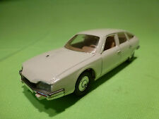 SOLIDO  1:43 CITROEN CX 2400  WHITE   NO=29   -  IN VERY  GOOD CONDITION