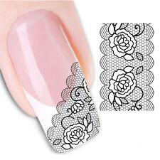 Adesivi stickers nº 6 per la decorazione di unghie, nail art FX1344 Mantovana