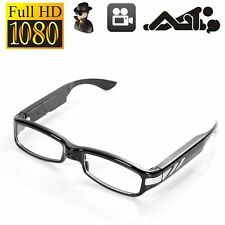 1080P Glasses Spectacles Camera SPY Hidden Cam Video Camcorder Motion Detect AVC