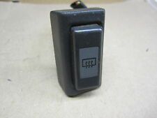 TOYOTA CELICA 87 1987 REAR WINDOW DEFOG DEFROST DEFOGGER SWITCH