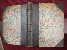 OLIVER GOLDSMITH, WORKS: VICAR of WAKEFIELD, POEMS, & COMEDIES by WALLER/1885?