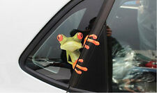 3D Funny Peep Frog Decorative Decal Vinyl Graphics Sticker For Off Road SUV Car