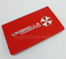 RESIDENT EVIL UMBRELLA CORPORATION ID CARD-0138