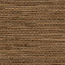 Beautiful Deep Brown Faux Grasscloth Wallpaper Double Roll Bolts FREE SHIPPING
