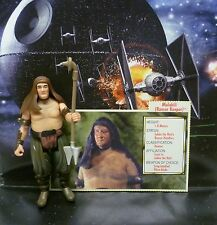 1996 Kenner Star Wars - Malakili Rancor Keeper Loose & Complete Action Figure