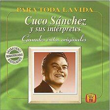Para Toda La Vida, Sus Interpretes, Sanchez, Cuco, Good Original recording remas