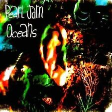 Oceans [Single] by Pearl Jam (Cd Jun-1995) [4 trk] Import CD