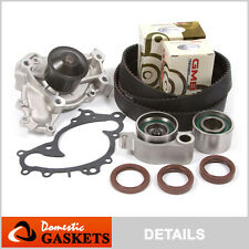 01-10 Toyota Highlander Lexus 3.0L 3.3L Timing Belt Water Pump Kit 1MZFE 3MZFE