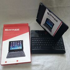 Quality Apple iPad AIR 2 Black Smart Bluetooth Keyboard 360* Rotate Screen
