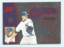 ROGER CLEMENS 2000 SKYBOX PREMIUM STAR RUBIES RUBY /100