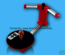 BQ Ciclop DIY 3D Scanner - RED color parts-B grade and T-Slot extrusion only