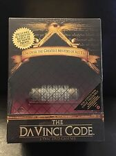 The Da Vinci Code (Special Edition DVD Giftset) Includes Replica Cryptex NEW!