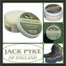 Waterproofing - Shoe/Boot Care - Leather Cream - Jack Pyke