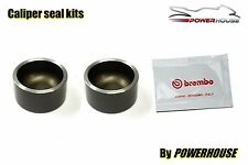 Aprilia Brembo P32 G rear brake caliper piston set only repair rebuild kit