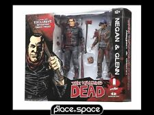 SDCC 2016 EXCLUSIVE WALKING DEAD NEGAN & GLENN COLOUR 2 PACK