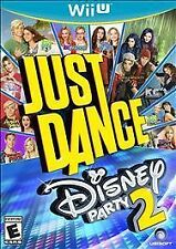 Just Dance Disney Party 2 - Wii U Brand New Ships Worldwide