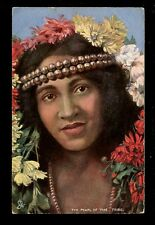 Ethnic Pacific The Pearl of the Tribe Tuck Dusky Belles #6696 series early PPC