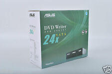 Asus DVD Writer DVD±R/RW DL (DRW-24B3ST) 24x Sata w/ Power2Go 8 Burning Software