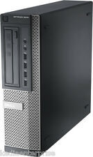 Desktop PC COMPUTER DELL OPTIPLEX 9010 CORE I5 2400s/ 4 GB / 320GB HDD/ USB 3.0