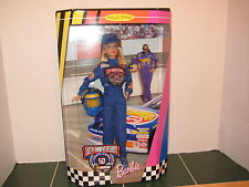 Barbie 50th Anniversary NASCAR Barbie Collector Edition