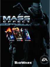MASS EFFECT TRILOGY - Origin chiave key - Gioco PC Game - ITALIANO - ROW