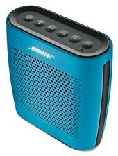 NEW BOSE SOUNDLINK COLOR BLUETOOTH SPEAKER - BLUE WIRELESS PORTABLE 627840-1410