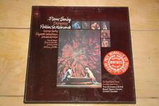 PIERRE BOULEZ DEBUSSY PELLEAS ET MELISANDE CBS 77324 UK 3-DISC STEREO LP BOX
