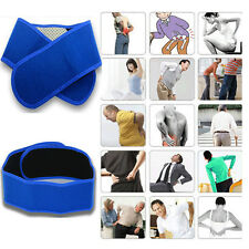 New Tourmaline Self Heating Magnetic Therapy Backache Support Belt Protector