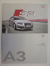 Prospekt Audi  S3, 8.2006, 44 Seiten + Preisliste