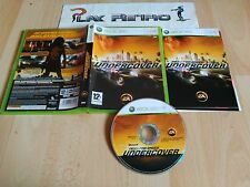 XBOX 360 NEED FOR SPEED UNDERCOVER PAL ESPAÑA COMPLETO