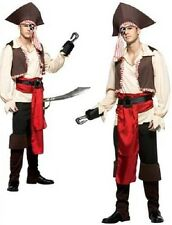 Jolly Roger Pirate Sex Joke Funny Comic Fancy Dress Up Halloween Adult Costume