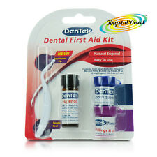 Dentek Den Tek Tooth Ache Kit Dental First Aid Kit