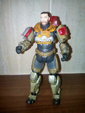 Rare 2011 Halo Reach Jorge Spartan Action Figure Toy Collectable