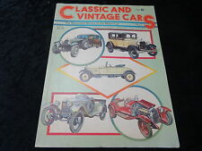 Classic & Vintage Cars No 2, Pub 1977 - The Illustrated History of the Motor Car