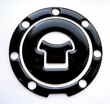 Glossy Black GAS CAP COVER FOR Honda CBR VFR Interceptor