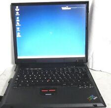 Notebook Windows 98 con Porta Seriale e Parallela IBM THINKPAD TYPE 2628