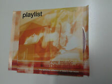HMV Playlist #1 CD (2002) SDR01A - Hives Drowning Pool Aim One Giant Leap Haven