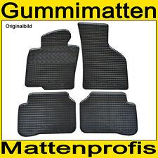 Mattenprofis Gummimatten Gummifußmatten für VW Passat CC ab Bj.05/2008 - heute H