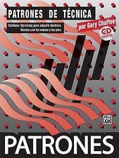 Patrones de Tecnica [Technique Patterns] (Spanish Edition), Jose Manuel Mena, Cu