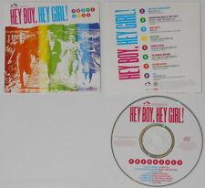 Eric Prydz, Swedish House Mafia, David Guetta, Morning Parade 2012 U.S. Promo cd
