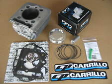 HONDA TRX400EX TRX 400EX XR400R XR400 87mm Cylinder Kit, CP Piston, 12.5:1