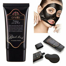 Purifying Black head Remover Mask Peel-Off Facial Cleanse Black Face Mask One1x