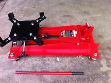 TRANSMISSION GEARBOX TROLLEY JACK 0.5TON 500KG ADAPTOR TRUCK  AIR BOTTLE