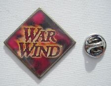 Video Game WAR WIND Rare SSI Promo METAL PIN BADGE Pins Microsoft PC Gamescom E3